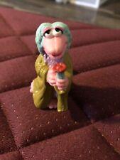 1983 West Germany Fraggle Rock Mokey Toy Figure Henson Schleich