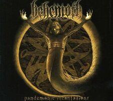 Pandemonic Incantations - Behemoth (2006, CD NUOVO) Remastered