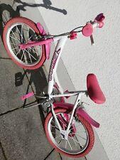 Kinderfahrrad 16 zoll pink für Mädchen, gebraucht, mit TÜV und GS Siegel