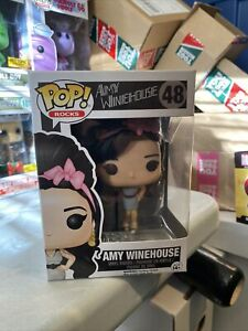 Funko Pop! Rocks Amy Winehouse #48 Vinyl Figure