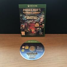 Minecraft Story Mode: The Complete Adventure (Microsoft Xbox One) Episodes 1-8