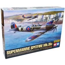 Tamiya 60319 Supermarine Spitfire Mk.Ixc Plane Model Kit - Scale 1:32 - NEW