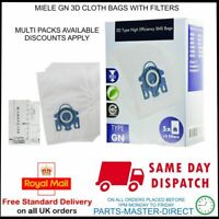 FITS MIELE GN 3D TYPE HYCLEAN EFFICIENCY VACUUM CLEANER HOOVER DUST BAGS FILTERS
