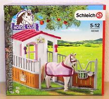 Schleich Horse Club Pferdebox mit Lusitano Stute 42368 NEU/OVP