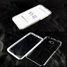 Funda Doble 360 Frontal y Trasera Sin Puntos para Huawei Y5 II