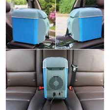 Cooler Fridge Portable Car Travel Electric 12v Warmer Refrigerator Truck 7.5L DS