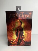 NECA Trick r Treat Movie Ultimate Sam Action Figure BRAND NEW Horror Halloween