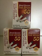 Advocate Redi-Code Plus Qty (150 Test Strips), Exp 09/2021, Free Shipping