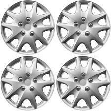 Hub Caps Toyota Solara 2000-2001 Style 1009 Full Wheel Cover Silver 15'' 4PC set