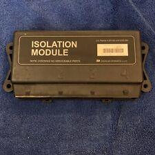 Fisher/Western plow isolation module