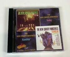 The New Christy Minstrels Today / Ramblin' CD Golden Classic Edition 2 Albums