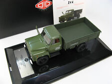 1/43 DIP MODELS truck GAZ 52-04 KHAKI GREEN RARE LTD ED USSR CCCP BRAND NEW!