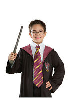 Rubies Harry Potter Tie School Boy Tie HARRY POTTER'S TIE Fancy Dress Accessory