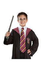 Rubies Harry Potter Tie School Boy Tie HARRY POTTER'S TIE Fancy Dress Accessory