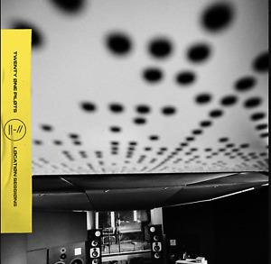 Twenty One Pilots Location Sessions EP Coloured Grey Vinyl New Sealed RSD2021