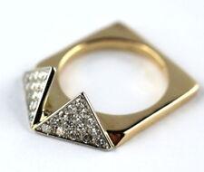 Markenlose Echtschmuck-Ringe mit SI Reinheit Ringgröße 58 (18,4 mm Ø)