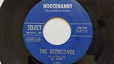 """GLENCOVES - Hootenanny / It's Sister Ginny's Turn To Throw The Bomb 1963 FOLK 7"""""""