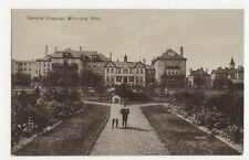 Canada, General Hospital, Winnipeg Postcard, B150