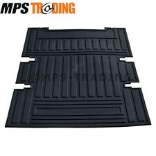 LAND ROVER DEFENDER 90 RUBBER - RIDGED REAR LOADSPACE MAT - LR005615