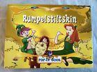 Rumplestiltskin FairyTale Pop Up Book Hard Cover 2004~BRAND NEW/VINTAGE