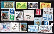 SAINT PIERRE et MIQUELON  lot de timbres NEUF ** vendu sous la faciale L0313