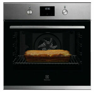 Electrolux KOFGH40TX Single Electric Oven Stainless Steel !!