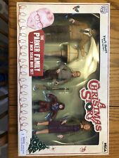 2007 NECA ?A Christmas Story? THE PARKER FAMILY 7? Scale Box Set