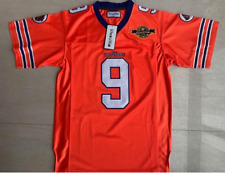 Bobby Boucher #9 The Waterboy Football Jersey Stitched 50th Anniversary Jerseys