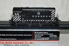 HO scale Atlas Master Silver Santa Fe Ry FM HH600/660 locomotive train