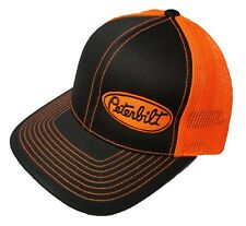 4f08f2528bb Richardson Peterbilt Logo Snapback Hat, Custom, Trucker Cap for Men and  Women