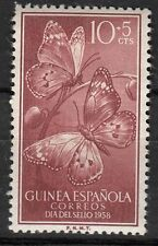 TIMBRE ESPAGNE COLONIE GUINEE  NEUF N° 403 **  PAPILLON