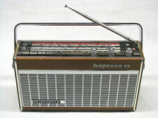TELEFUNKEN Bajazzo TS 201 TS201 Transistorradio Kofferradio Echtholz