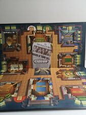 Cluedo Genuine 2000 Version - Spare Part - Game Board and Instructions (585)