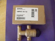 Siemens VMP47.10-1.6s 4port fan coil unit 1/2inch valve kv=1.6 *NEW & Boxed*