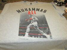 Muhammed Ali T-Shirt - Gray - 2XL - Boxing