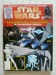 Star Wars Technical Journal Volume 2 - of the Imperial Forces - 1994