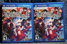 Psychedelica of the Black Butterfly (Sony PlayStation Vita, 2018) NEW -unsealed