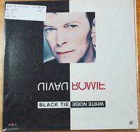 David Bowie Black Tie White Noise Laserdisc BMG 1993 USA 166226 Ex 9 Tracks