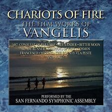 CHARIOTS OF FIRE:THE FILM WORKS OF VANGELIS - OST/+   CD NEW!