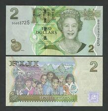 Figi-QEII $2 2012 P109b BU (banconote)