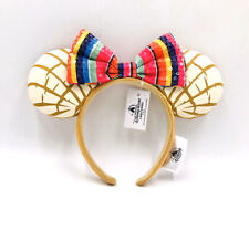 Sweet Bread 2020 Minnie Ears Mexican Pan Dulce Concha Disney Parks Headband