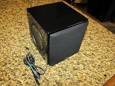 MIRAGE MM-6 POWERED COMPACT SUBWOOFER