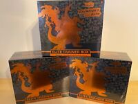 Pokemon TCG Champion's Path Elite Trainer Box Sealed 10 Booster Packs IN HAND!!