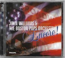John Williamson & The Boston Pops Orchestra Encore! 2-CD (2004)