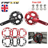 UK 104BCD 32//34/36/38/40/42T MTB Bike Chainring/Crank Protect Cover Chain Guard