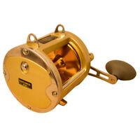 Explorer 2.0 Conventional Reel - Gold Reel | Coastal Fishing