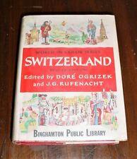 World In Color Series Switzerland 1955