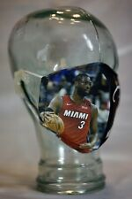 Dwyane Wade Miami Heat Face Mask