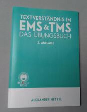 Medizin MedAT / TMS:  MEDGURUS EMS & TMS Textverständnis Das Übungsbuch