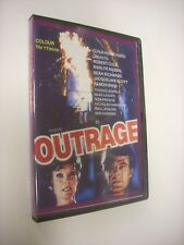 OUTRAGE; ROBERT CULP TAKES ON LOCAL TEEN- AGED VANDALS; 1973 DVD